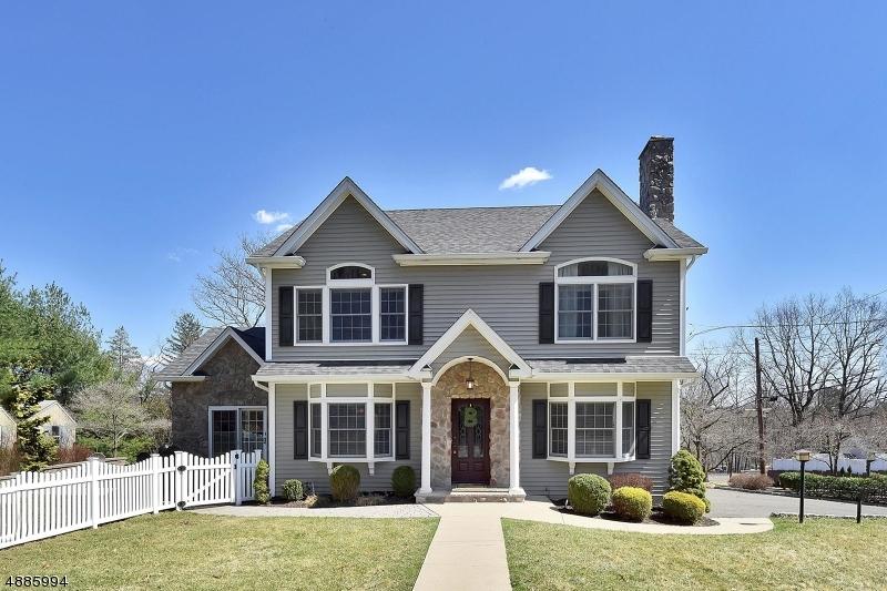 Частный односемейный дом для того Продажа на 8 HILLSIDE Drive North Haledon, Нью-Джерси 07508 Соединенные Штаты