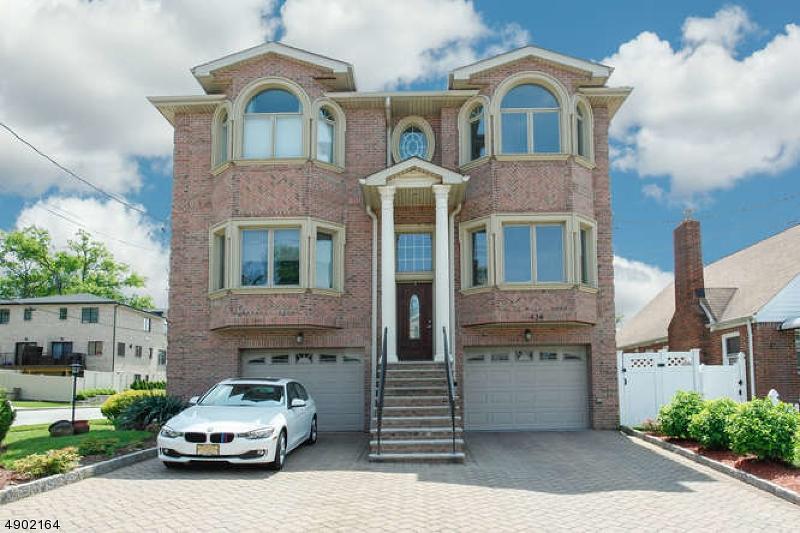 single family homes para Venda às Cliffside Park, Nova Jersey 07010 Estados Unidos