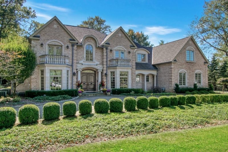 Single Family Homes for Sale at Upper Saddle River, New Jersey 07458 United States