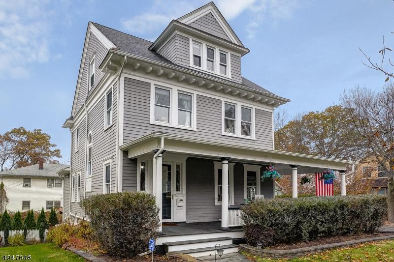 Single Family Homes för Försäljning vid South Orange, New Jersey 07079 Förenta staterna