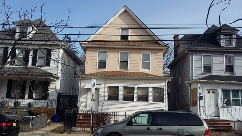 Single Family Home for Sale at 62 Alexander Street Newark, New Jersey 07106 United States