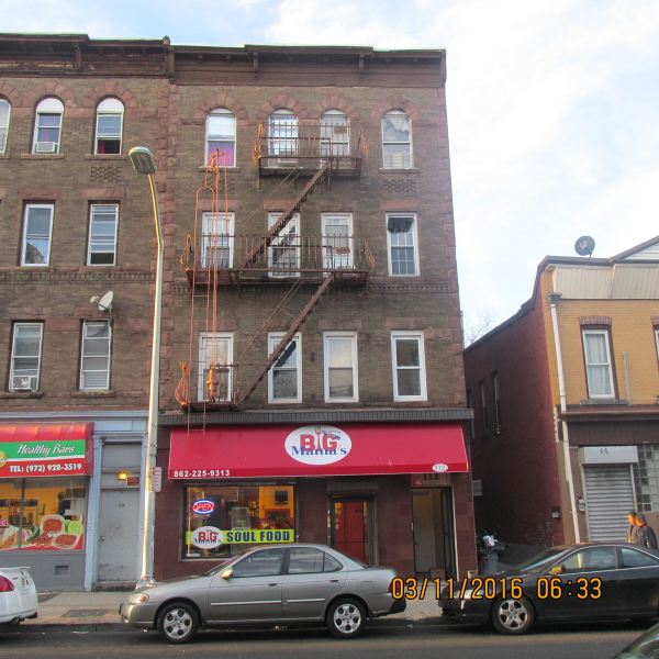 Commercial for Sale at 112 Passaic Street Passaic, 07055 United States