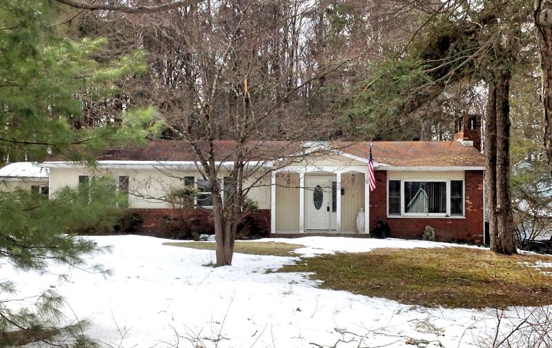Частный односемейный дом для того Аренда на 269 Old Chimney Ridge Road Montague, 07827 Соединенные Штаты