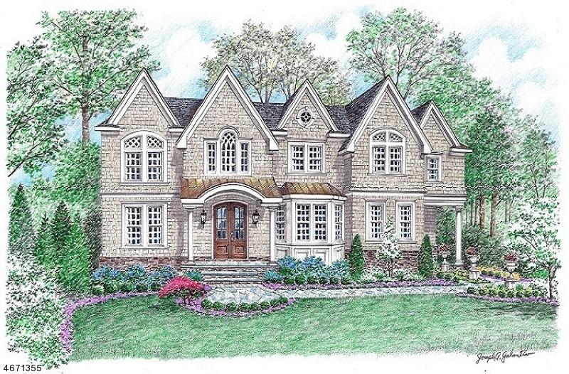 Частный односемейный дом для того Продажа на 6 Delwick Lane Short Hills, 07078 Соединенные Штаты