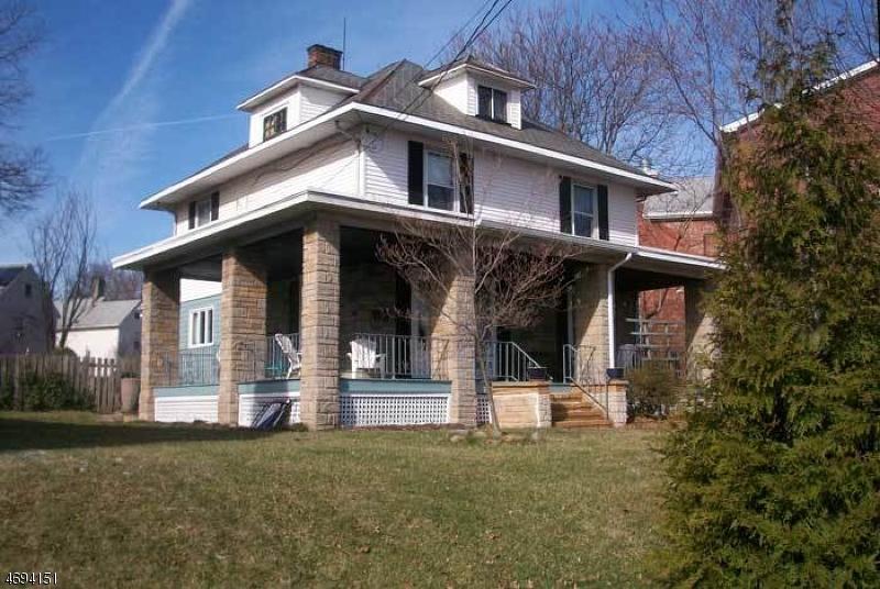 Частный односемейный дом для того Продажа на 1222 Main Street Rahway, Нью-Джерси 07065 Соединенные Штаты