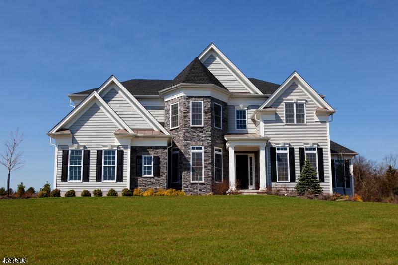 Частный односемейный дом для того Продажа на 11 Eckles Drive Branchburg, 08876 Соединенные Штаты