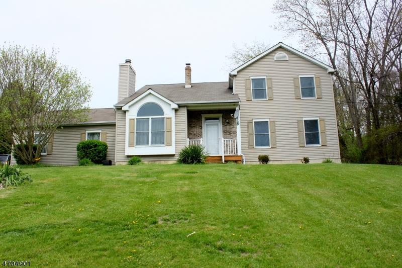 Casa Unifamiliar por un Venta en 43 Sarepta Road Belvidere, Nueva Jersey 07823 Estados Unidos
