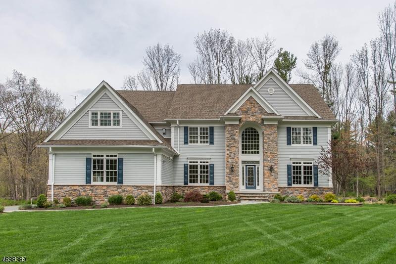Частный односемейный дом для того Продажа на 288 Emmans Road Roxbury Township, 07836 Соединенные Штаты