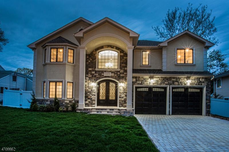 独户住宅 为 销售 在 233 Concord Drive 帕拉默斯, 新泽西州 07652 美国