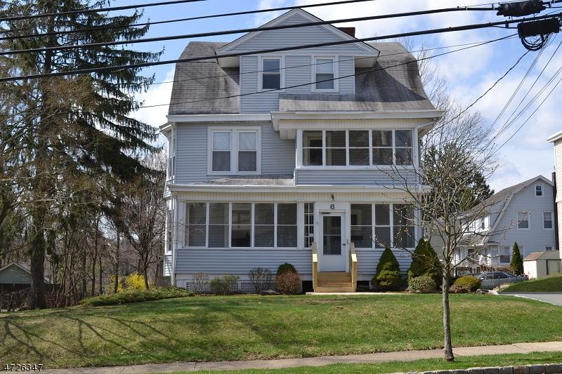独户住宅 为 出租 在 6 Hatfield Street Caldwell, 新泽西州 07006 美国