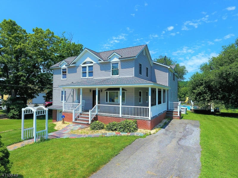 Single Family Home for Sale at 71 County Road 645 71 County Road 645 Branchville, New Jersey 07826 United States