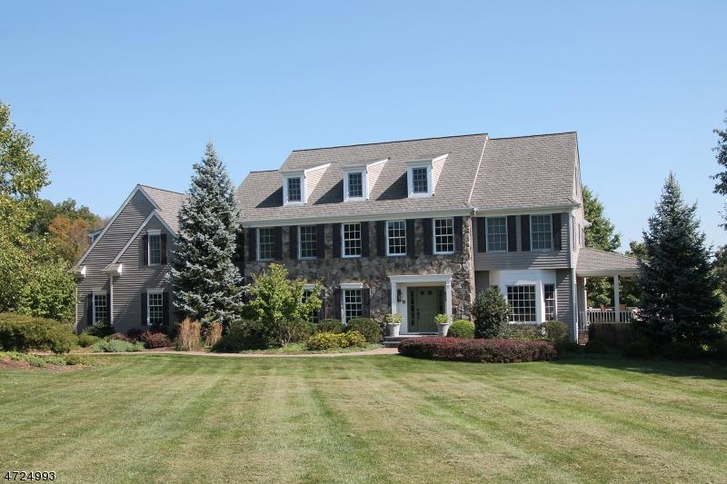 Casa Unifamiliar por un Venta en 24 RAMSEY Road Clinton, Nueva Jersey 08833 Estados Unidos