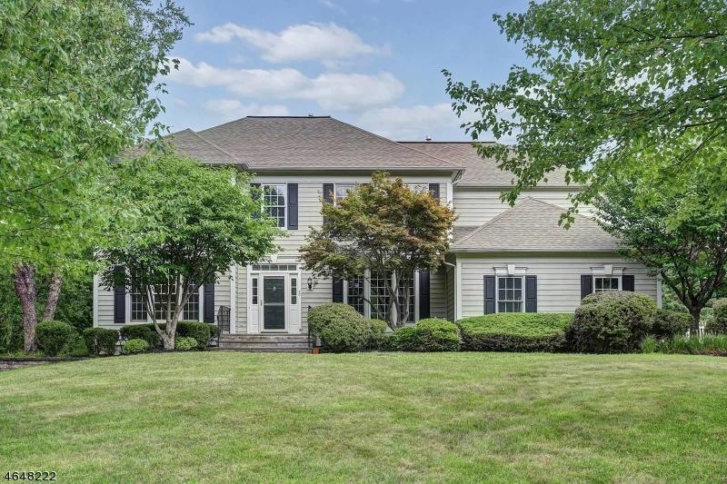 Maison unifamiliale pour l Vente à 30 Spruce Hollow Road Green Brook Township, New Jersey 08812 États-Unis