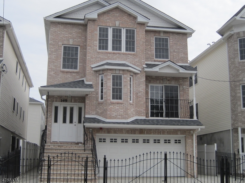 Multi-Family Home for Sale at Address Not Available Newark, New Jersey 07104 United States