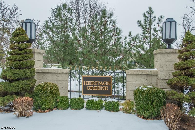 独户住宅 为 销售 在 13F HERITAGE Drive 查塔姆, 新泽西州 07928 美国