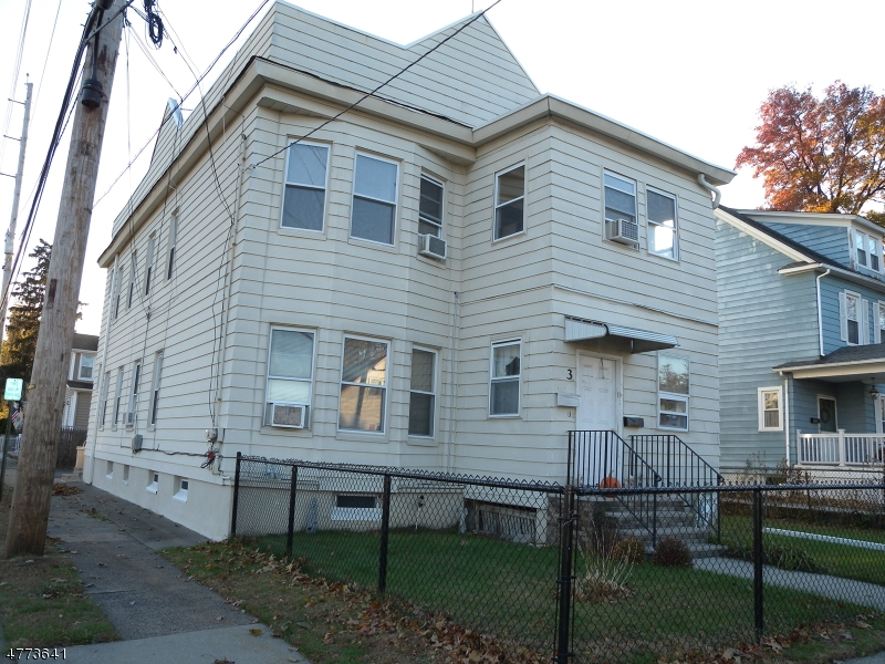 Multi-Family Home for Sale at 160(aka3 McKinley Avenue Hawthorne, New Jersey 07506 United States