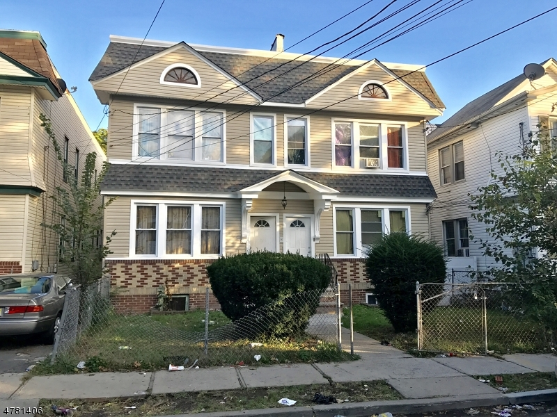 Multi-Family Home for Sale at 150 S Durand Place Irvington, New Jersey 07111 United States