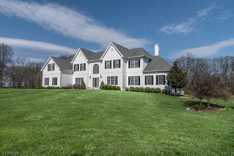 Maison unifamiliale pour l Vente à 16 Southwind Drive Mount Olive, New Jersey 07836 États-Unis