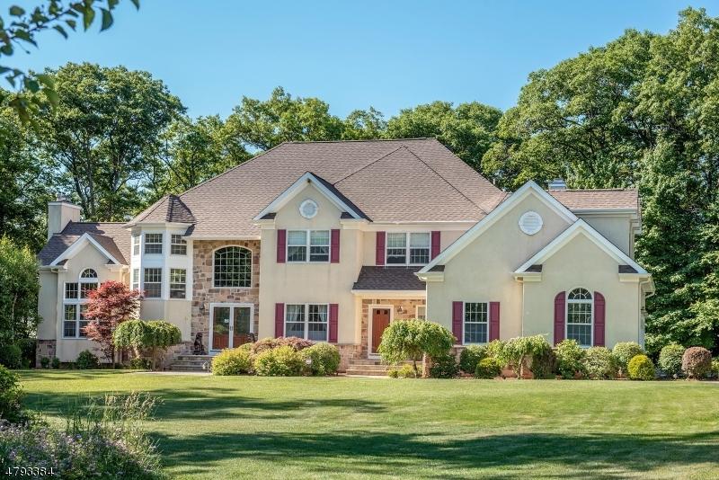 Casa Unifamiliar por un Venta en 11 PASHA COURT Rockaway, Nueva Jersey 07866 Estados Unidos