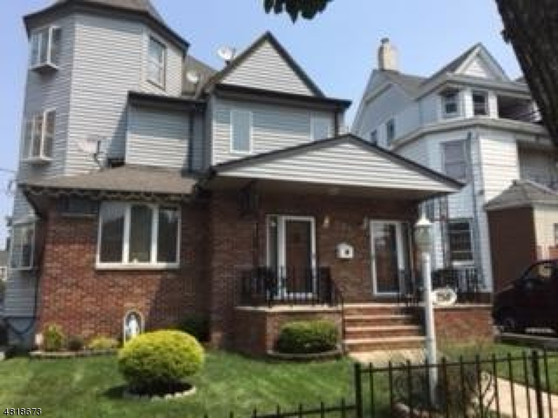 Multi-Family Home for Sale at 248 LAFAYETTE Avenue Passaic, New Jersey 07055 United States