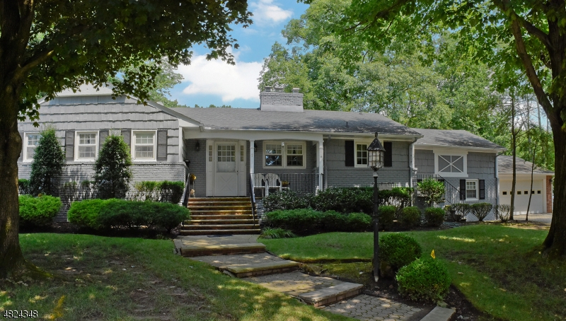 Single Family Home for Sale at 1 CAVELL PL West Caldwell, New Jersey 07006 United States