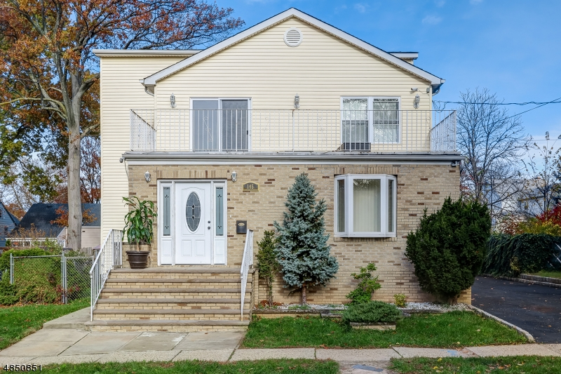 Single Family Home for Sale at 145 SHERIDAN Avenue Roselle Park, New Jersey 07204 United States