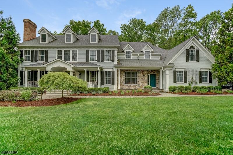 Einfamilienhaus für Verkauf beim 54 Edward Court Bernards Township, New Jersey 07920 Vereinigte Staaten