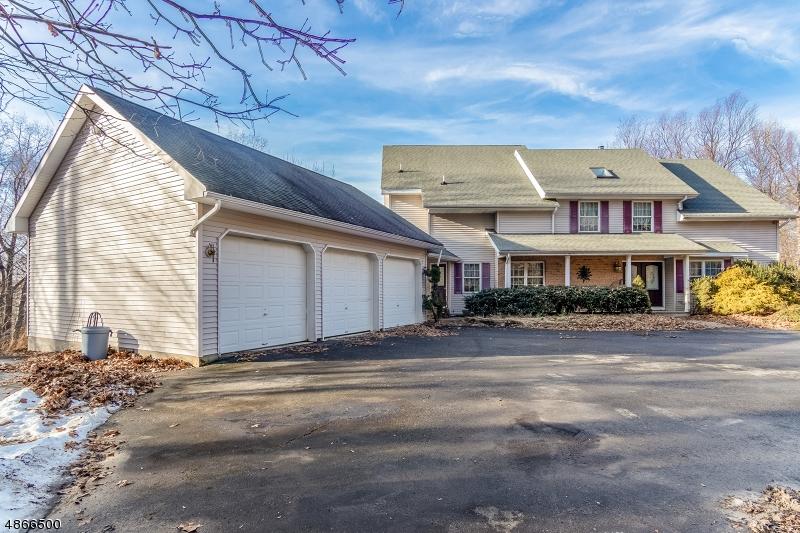 Частный односемейный дом для того Продажа на 470 MOUNT BETHEL Road Mansfield, Нью-Джерси 07863 Соединенные Штаты