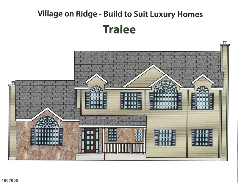 Single Family Home for Sale at 39 HERITAGE Drive West Milford, New Jersey 07480 United States