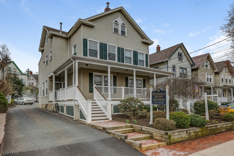 Villas / Townhouses for Sale at 86 WASHINGTON ST Morristown, New Jersey 07960 United States