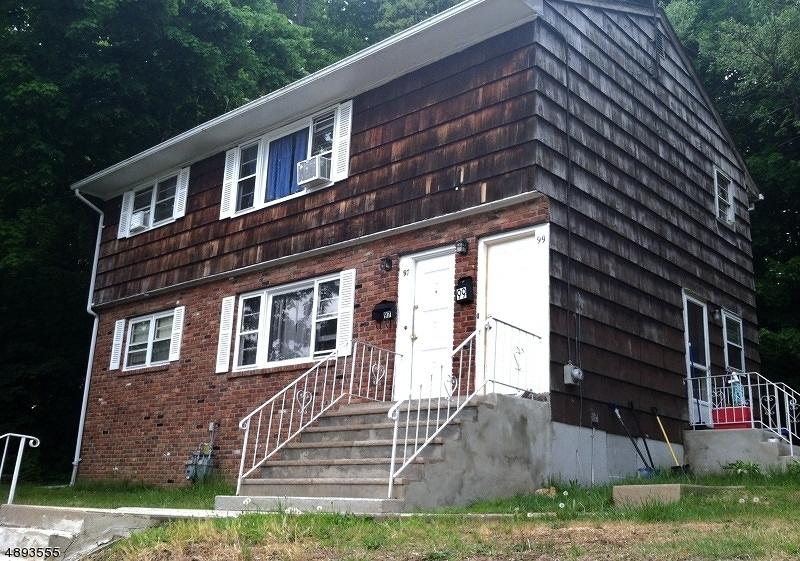 Multi-Family Homes для того Продажа на Dover Township, Нью-Джерси 07801 Соединенные Штаты