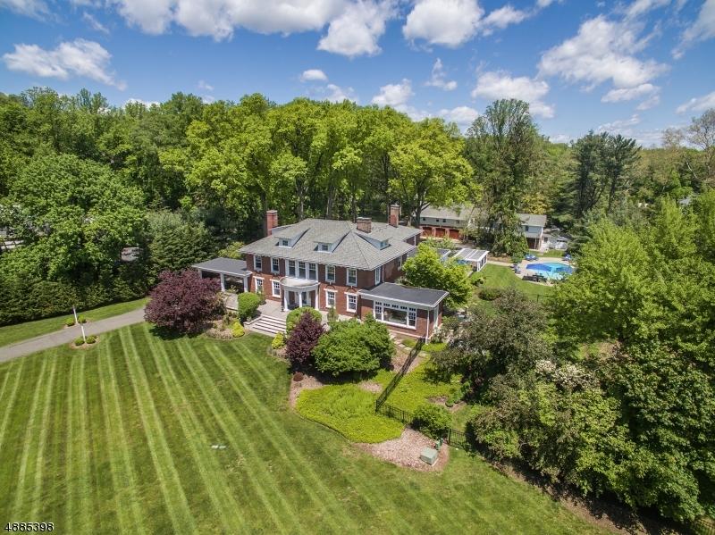 Single Family Homes för Försäljning vid West Orange, New Jersey 07052 Förenta staterna