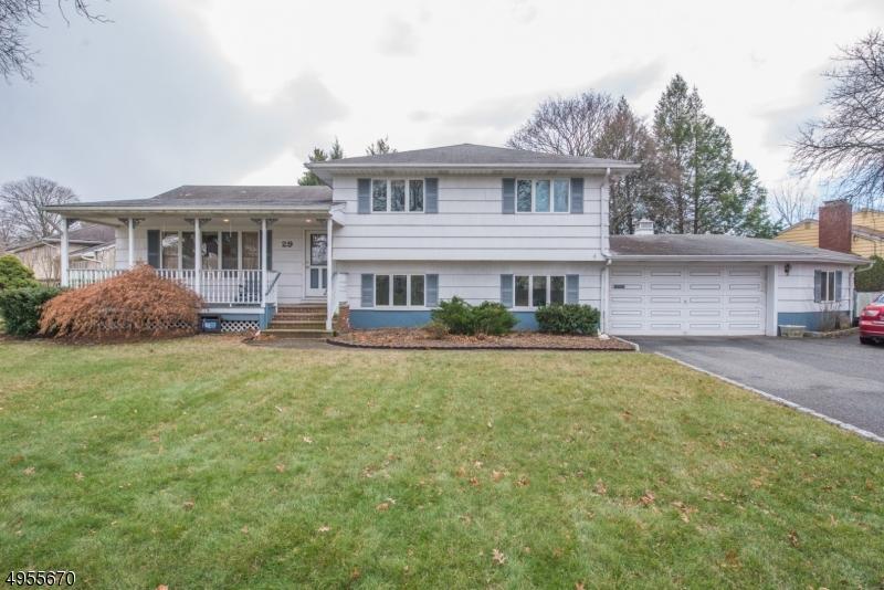 Single Family Homes voor Verkoop op Wayne, New Jersey 07470 Verenigde Staten
