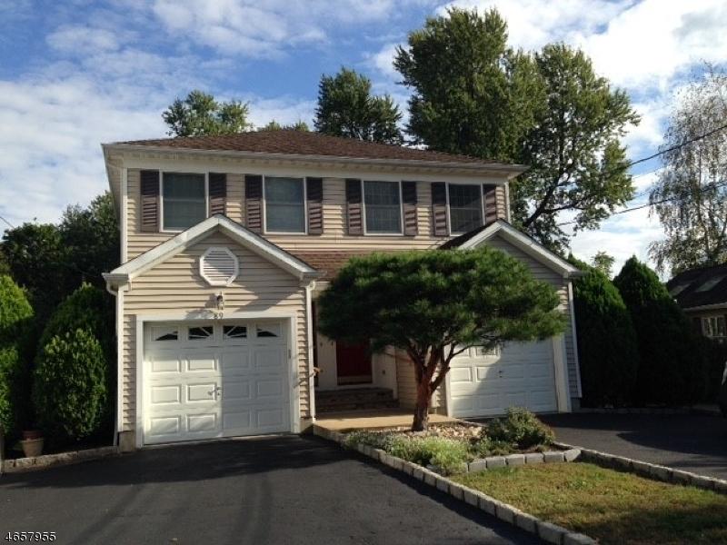 Частный односемейный дом для того Аренда на 89 Central Avenue Madison, 07940 Соединенные Штаты