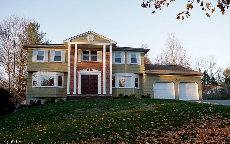 Maison unifamiliale pour l Vente à 4 Le Mans Place Pine Brook, New Jersey 07058 États-Unis