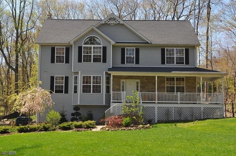 Частный односемейный дом для того Продажа на 4 Firetower Road Budd Lake, 07828 Соединенные Штаты