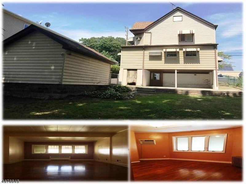 Maison unifamiliale pour l Vente à 66 Hackensack Street Wood Ridge, New Jersey 07075 États-Unis