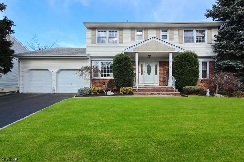 独户住宅 为 销售 在 733 MOSES DRIVE 拉维, 新泽西州 07065 美国