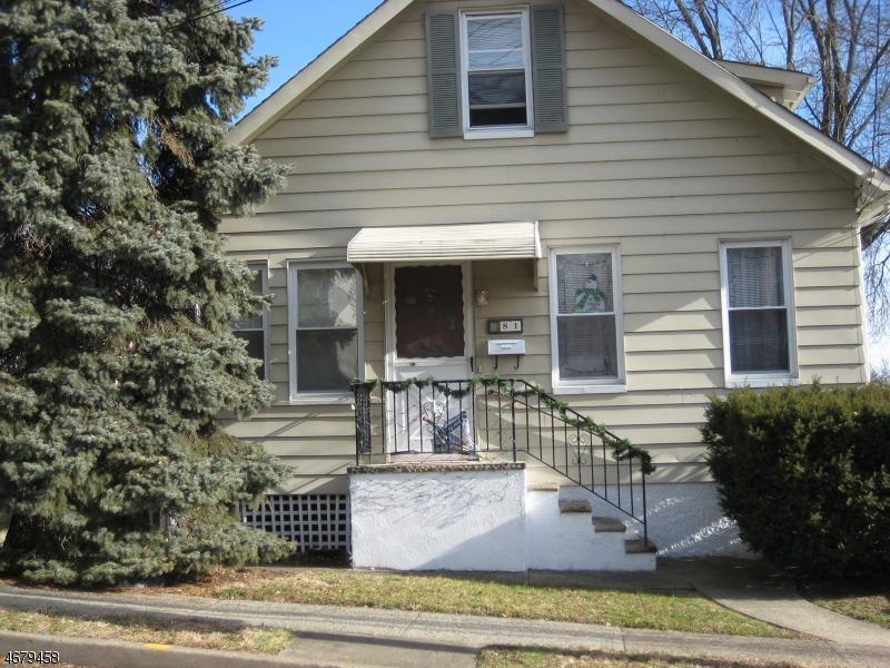 Частный односемейный дом для того Аренда на 81 Passaic Avenue Hawthorne, Нью-Джерси 07506 Соединенные Штаты