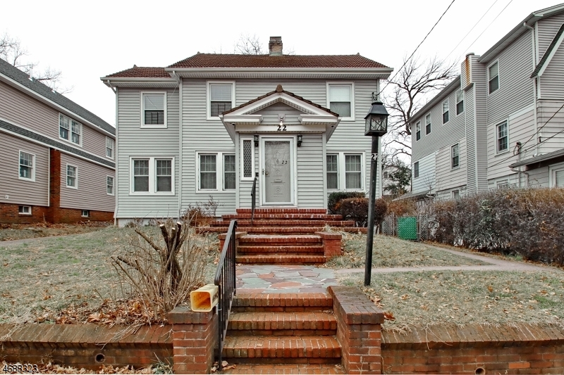 Single Family Home for Sale at Address Not Available Passaic, New Jersey 07055 United States