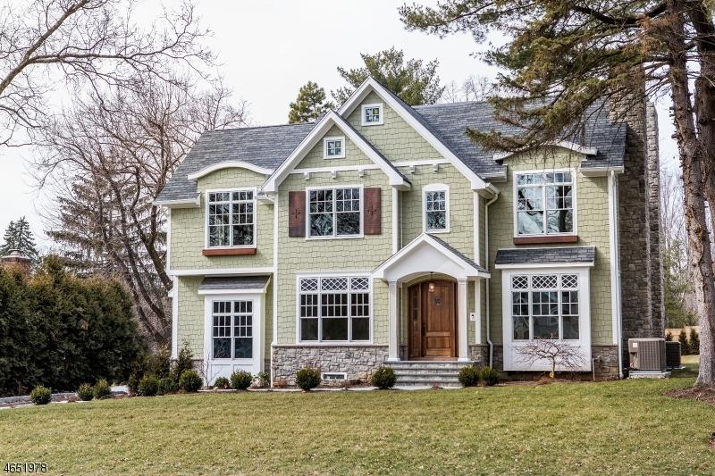 独户住宅 为 销售 在 66 Rolling Hill Drive 查塔姆, 07928 美国
