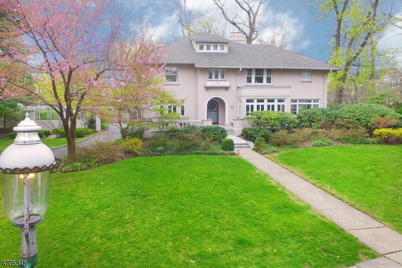 Casa Unifamiliar por un Venta en 20 Hillcrest Road Glen Ridge, Nueva Jersey 07028 Estados Unidos