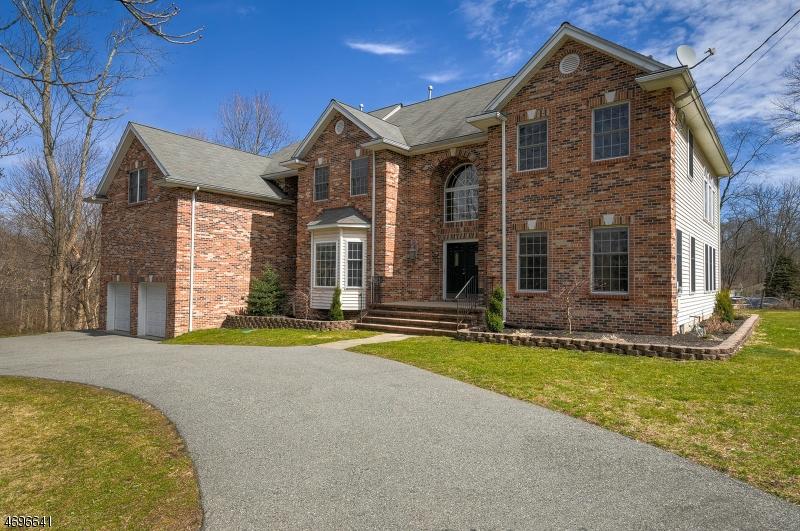 Частный односемейный дом для того Продажа на 409 S Beverwyck Road Parsippany, 07054 Соединенные Штаты