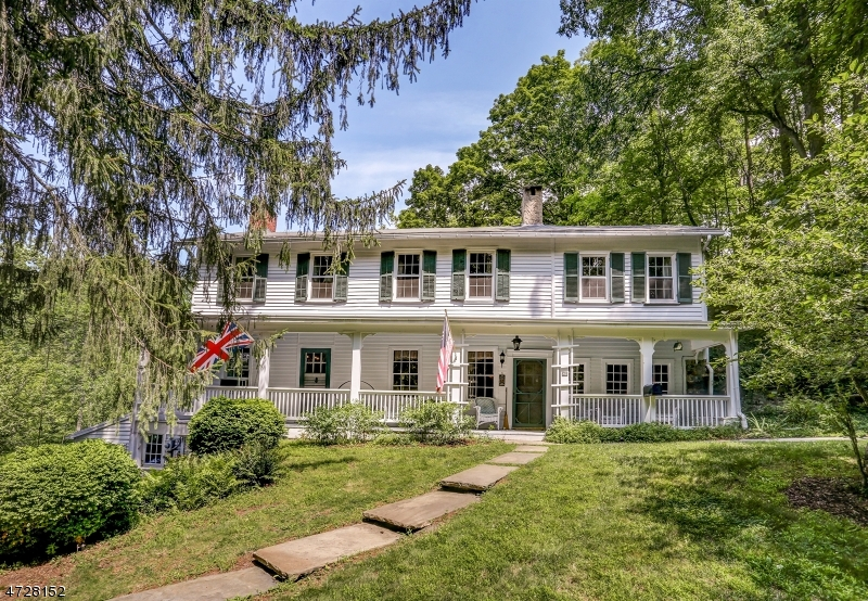 Single Family Home for Sale at 42 Old Mill Road Long Hill, New Jersey 07946 United States