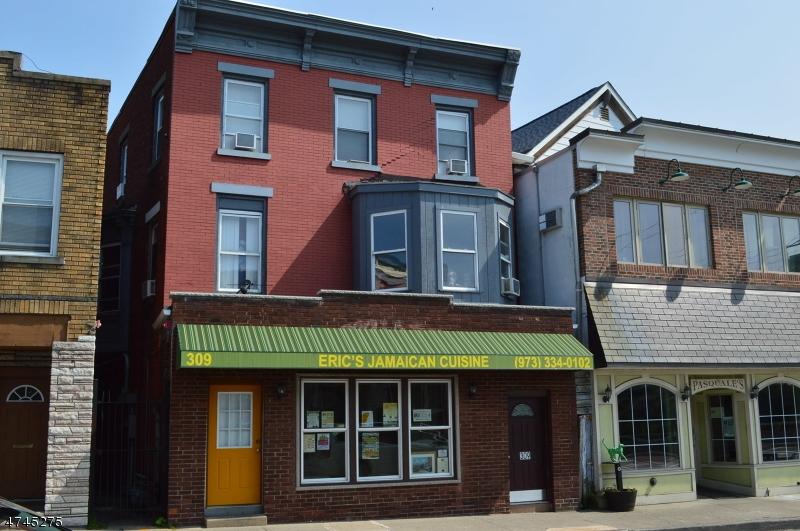 商用 のために 売買 アット 309 Main Street 309 Main Street Boonton, ニュージャージー 07005 アメリカ合衆国