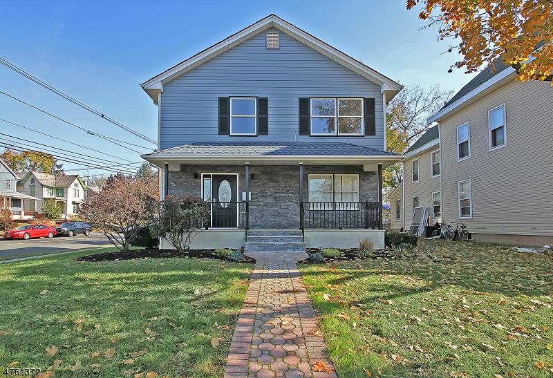 Maison unifamiliale pour l Vente à 42 Ross Street Somerville, New Jersey 08876 États-Unis
