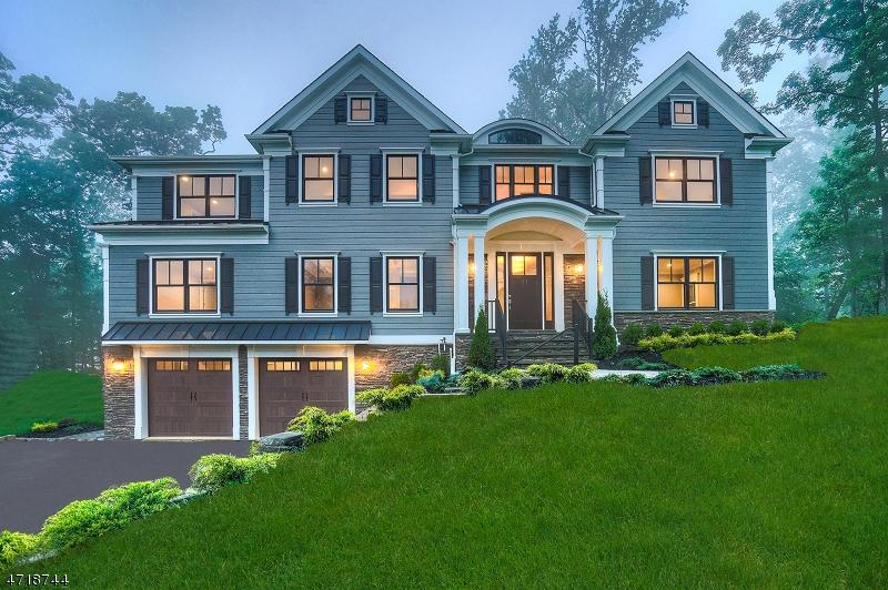 独户住宅 为 销售 在 107 LONG VIEW Avenue 查塔姆, 新泽西州 07928 美国