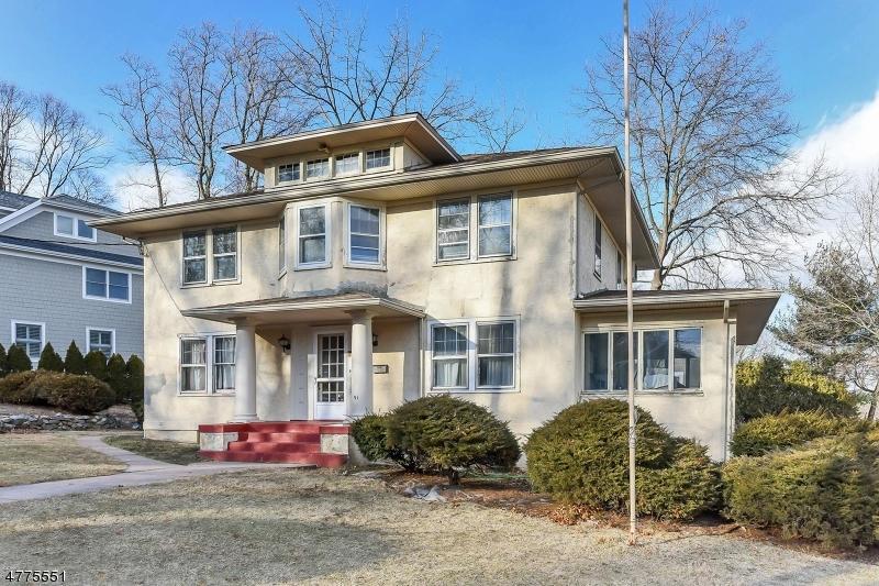 Частный односемейный дом для того Аренда на 91 1st Street Ho Ho Kus, Нью-Джерси 07423 Соединенные Штаты