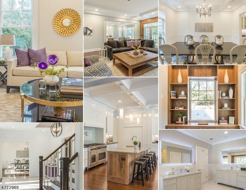 단독 가정 주택 용 매매 에 28 Rolling Hill Drive Chatham, 뉴저지 07928 미국