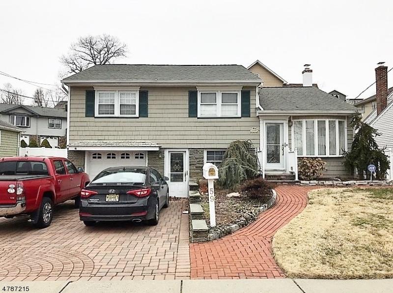 Частный односемейный дом для того Продажа на 59 Prospect Street Nutley, Нью-Джерси 07110 Соединенные Штаты